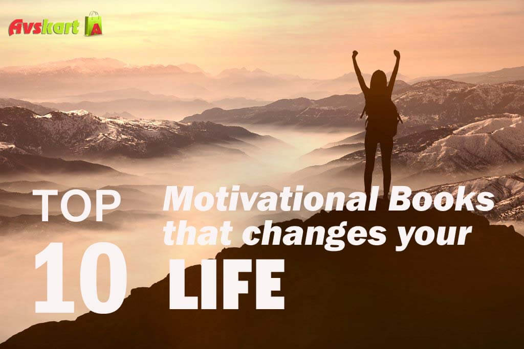 TOP 10 Motivational Books that changes your life - Avskart Coupons