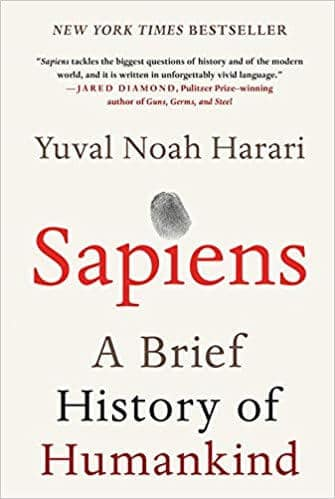 Sapiens- A Brief History of Humankind - Buy On Amazon
