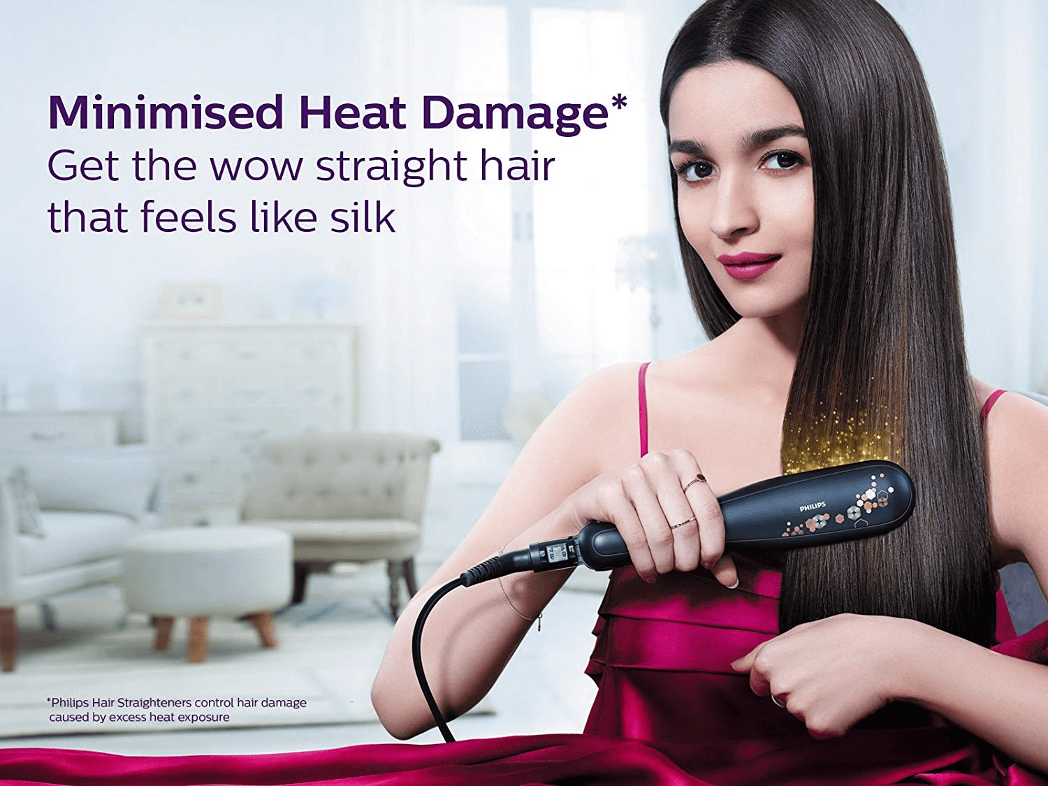 The Rs. 500 hair Straightener For Daily Hair Styling